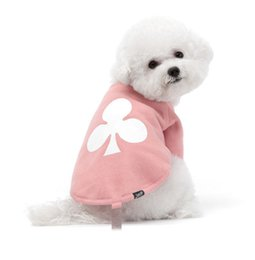 Wholesale Dog Clothes Winter Vest - The dog dog clothes mesh vest Pet clothing Without Sleeves for Puppy Doggie Summer Clothes 4-312