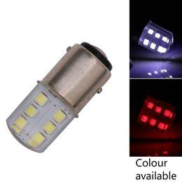 Wholesale Bay15d Led 12 - 1156 1157 3528 12 SMD strobe bulb car light car LED BA15S BAY15D 7440 T20 T25 brake light tail light turn lamp bulb DC12V