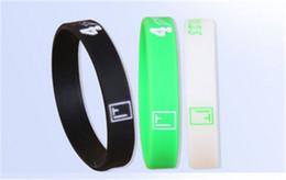 Wholesale Bracelet Charms Thomas - Hot Selling new jewelry basketball super star thomas signature silicone balance bracelet power wristband energy bangle