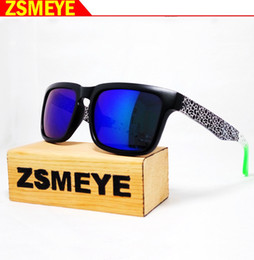 Wholesale Block Logos - ZSMEYE Brand NO LOGO Spied Ken Block Helm Sunglasses Fashion Sports KB Sunglasses Oculos De Sol Sun Glasses Eyeswearr 20 Colors Glasses