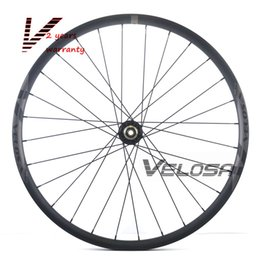 Wholesale 29er Carbon - 29er MTB XC AM boost carbon wheelset with N791 792 hubs, 29inch mountain bike XC AM wheelset,tubeless ready,15x110,12x148 boost version