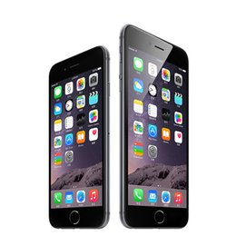 Wholesale Plus Class - Unlocked Original Apple iPhone 6 plus Class A quality IOS Dual Core 2GB RAM 16 64 128GB ROM 5.5'' 8.0MP Camera LTE Cell Phone