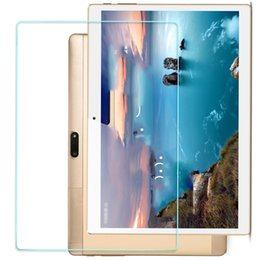 Wholesale Screen Protector Onda Tablet Pc - Wholesale- 2016 Glass Screen Protector For ONDA V96 3G 9.6 inch Tablet PC Tempered Glass Screen Protector Protective Film Guard