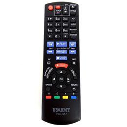 Al por mayor- Control remoto PARA BLU-RAY DVD PLAYER remoto PBD-957 PBD957 para Panasonic Player DMP-BD75 DMP-BD755 Fernbedienung desde fabricantes