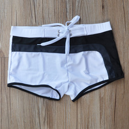 Wholesale Cheap Swim Trunks - Wholesale- Cheap processing swimming trunks Summer tide trunks x swimming trunks breathable sexy trousers