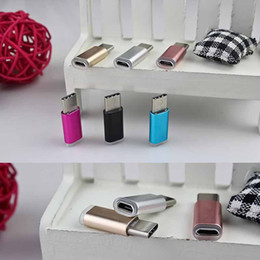 Wholesale Xperia Adapter - Usb Type C 3.1 Cable Usb-C Charger Adapter To Micro Usb Converter For Oneplus 3 3t One Plus 2 Nexus 5x Sony Xperia Xz X Compact