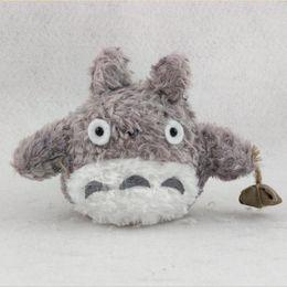 Wholesale Cutest Japanese Kids - Japanese Anime Miyazaki Hayao Cute Totoro Plush Stuffed Animal toy doll 13CM=5.12Inch