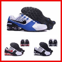 Wholesale Red Crystal Bowl - mens shoes air shox avenue turbo 802 crystal lace flat casual sneakers for best sale men running online trainer casual walk shoe black