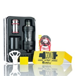 Wholesale Tank Top Large - Uwell Crown 3 Tank with 5.0ml e-Juice Capacity with Top Filling Large Clouds Crown III