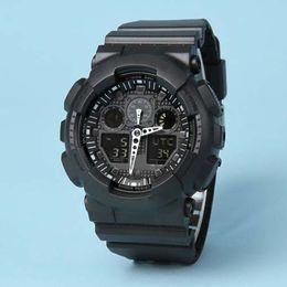 Wholesale S Shocks - Drop shipping Top quality luxury brand GA100 Sports led Watches Waterproof S Shock Watch waterproof with Original Box