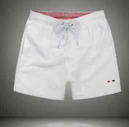 Wholesale Beach Jerseys - Wholesale-Free shipping 2018 New Men Beach Shorts Brand Quick Drying TM Men Shorts Surf Short Plus Size M-XXL