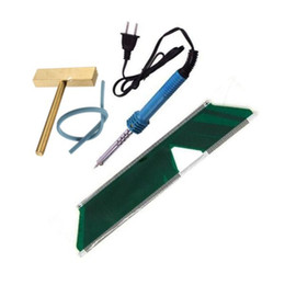 Wholesale Saab Sid Cable - Fobd2repair welding solder iron soldering tip rubber strip saab 9-3 9-5 sid 2 lcd pixel cable for saab sid2 unit dead pixel fix