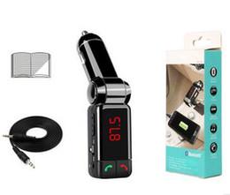 effacer lecteur mp3 Promotion 2 pcs nouveau kit de voiture mp3 lecteur de musique sans fil bluetooth transmetteur fm radio avec 2 port usb livraison gratuite