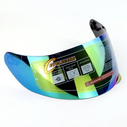 Wholesale Visor Motorcycle - Wholesale- Hot Promotion Motorcycle Helmet visor for AGV K5,AGV K3 SV and Cyclegear FF902,FF316 Shield Helmets Parts