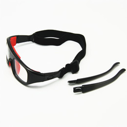 Wholesale Goggles Strap - 2-in-1 Basketball Glasses Optical Frame Detachable Legs & Strap Sports Goggles Protective