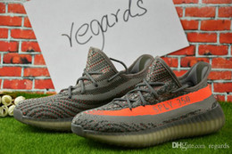 Wholesale Cheap Lace Fabric For Sale - 2017 Cheap Online Wholesale Kanye West 350 Boost 350 V2 Season 3 Stealth Best SPLY-350 Running for Men Online For Sale Eur:US5-11 With Box