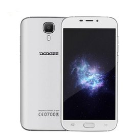 Wholesale Bulgarian Stock - In Stock DOOGEE X9 Pro Mobile Phone 4G Phablet Android 6.0 5.5 inch MTK6737 Quad Core 1.3GHz 2GB RAM 16GB ROM Fingerprint Scanner Cellphpne