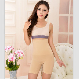 Wholesale Waist Cincher Panties - Hot Sell Women Butt Lifter Underwear Abdomen Control Corset Shaper Waist Cincher Corsets Postpartum Slimming Pants Belly Tummy Abdomen