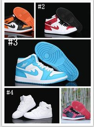 Wholesale Cheaper Basketball Shoes - Wholesale hot sale 2017 Air Retro 1 one Basketball Shoes For Men top3 Retros cheaper 1s OG Sneakers Quality Trainers Mens Sport shoes