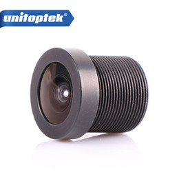 Wholesale Security Camera Cctv Wide Angle - CCTV 1.8mm Security Lens 170 Degree Wide Angle CCTV IR Board Camera CCTV Lens