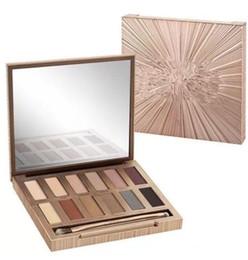 Pre venta ¡NUEVO! HOT Makeup ULTIMATE BASICS Lidschatten matte Farben Matte Eye Shadow 12 paleta de colores DHL envío gratis desde fabricantes