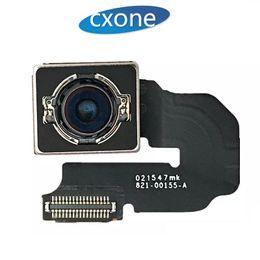 Wholesale Iphone Back Camera Replacement - 100% Original Back Rear Camera Flex Cable Ribbon For iPhone 5 5C 5S 6 6Plus 6S 6SPlus Replacement Repair Part Ship Free