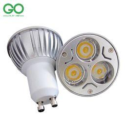 Canada Spot LED 3W GU10 45mil Dimmable E27 Projecteurs 110V 120V 220V 230V 240V Spot Lumières Equal 30W Lampe halogène Downlight Offre
