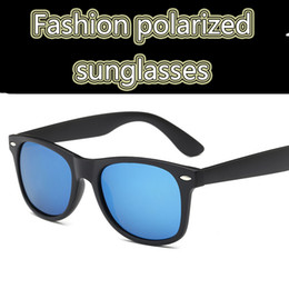 Wholesale Polarized Sunglasse - High-end polarized sunglasses fashion bright spotlight factory direct Driving afashion holiday sunglasse Comfortable and comfortable to wear
