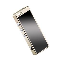 Canada Enregistreur vocal numérique portable sans perte HiFi HD avec enregistreur vocal haute qualité à enregistrement audio 8 Go Ultra Clear Dictaphone MP3 Player Offre