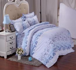 Wholesale Linen Duvet Twin - home textile brick flannel comforter bedding-set sabanas 4 pcs of bed linen duvet cover bed sheet Twin Queen  king size A180 Free shipping