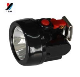 Wholesale Safety Cap Helmet - Wholesale- Hengda led lamp kl2.5lm(b) led coal miner cap lamp explosion-proof helmet light safety cap lamp miner safety lamp