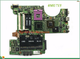 Wholesale Intel Socket Motherboard - MU715 0MU715 CN-0MU715 For Dell XPS M1530 Series Laptop Motherboard mPGA478MN With CPU G84-601-A2 DDR2 100% Tested