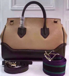 Wholesale Genuine Leather Bag Retail - Free shipping Wholesale and retail hot sell fashion womens totes shoulder bags purse