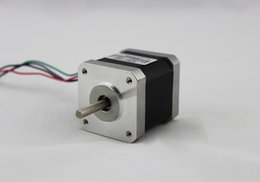 Wholesale Cnc Nema 17 - LC42HS28 New Lichuan 2-phase hybrid stepper motor NEMA 17 size 8 motor leads  Current  phase 1.0A  Holding Torque 0.12N.m CNC Motor