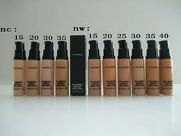 Wholesale Acne Freckle Cream - High quality Brand Makeup Liquid Foundation PRO LONGWEAR CONCEALER CACHE-CERNES 9ML 1pcs lot