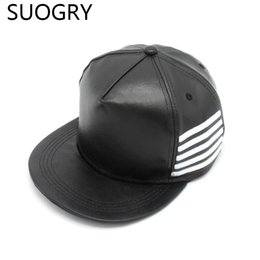 Wholesale Fan Tables - Wholesale- KPOP Hot Bigbang G-dragon GD Same Style Snapback PU Leather Hat Vocal Concert Support Fan Cap
