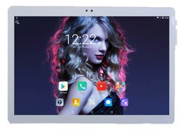 Wholesale Tablet 32 - 4G Tablet Free shipping Android 7.0 10 inch tablet pc Octa Core 4 GB RAM 32 GB ROM 8 Core 1920 * 1200 MID Tablets IPS Kids Gift 10.1 10