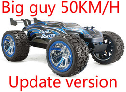 Wholesale Scale Rc Trucks - 50kmh+ 1 12 Scale Electric RC Monster Truck 2.4Ghz 4WD High Speed Remote Controlled Car RC Off Road Ready to Run