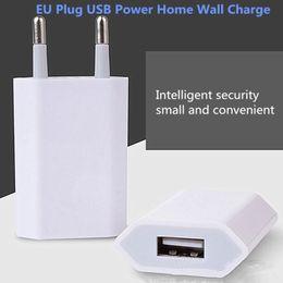 Wholesale European Charger Usb - USB Universal European Standard Conversion Plug Socket EU Regulation Adapter US Regulatory Turn EU Regulation 2 Pin Plugs