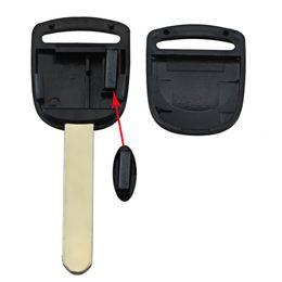 Wholesale Transponder Chip For Honda - 152 Auto Car Uncut Ignition Key 2017 New Arrival with Transponder 46 Chip for Honda Complete Working Key with Transponder Chip