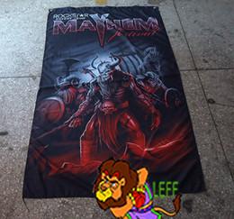 2019 ленточные баннеры Mayhem группа флаг,дэт-метал,полиэстер 90*150 см,цифровая печать,черный металл Mayhem баннер,убой мечты 100% полиэстер 90*150 см,цифра скидка ленточные баннеры
