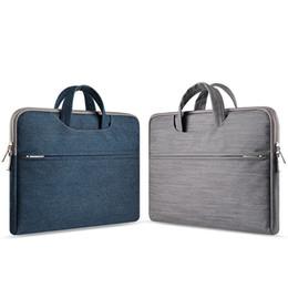 Wholesale Macbook Pro 15 Matte Case - New Laptop Bag for Macbook air 13 case 15.6 14 13 12 11 inch Laptop Handbag for macbook pro 13 case Matte Laptop case for Macbook 12