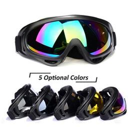 Argentina X400 Protección UV Deportes al aire libre Esquí Snowboard Gafas Gafas Moto Ciclismo Gafas Gafas Gafas Lentes Gafas de sol con motor supplier outdoor motor sports Suministro