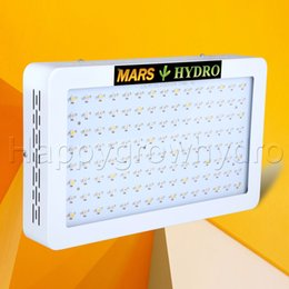 Wholesale canada led lighting - MarsHydro 600 LED Full Spectrum Grow Light Hydroponics Grow Lamp stock in USA UK Canada Germany Russia duty free