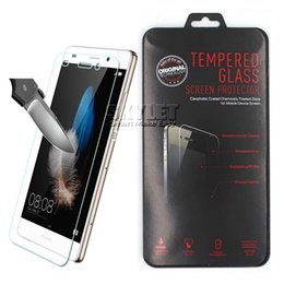 Wholesale Screen Protector For Huawei - For Huawei P8 Tempered Glass Screen Protector Huawei Honor 8 0.26mm 2.5D 9H Explosion Proof For Mate8 With Retail Package