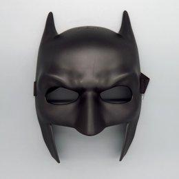 Wholesale full superman - New Cosplay Batman V Superman Batman Mask For Adults Child Boys Kids Fancy Dress Costume --- Loveful