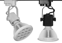 Wholesale Light Bulb Holder Fitting - E27 track rail base socket spotlight spot light lamp bulb holder light fitting fixture track bulb track holder MYY