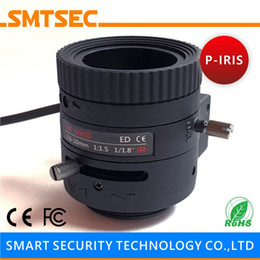 "Wholesale Iris Hd - Wholesale- NEWEST SL-3610A6MPP P-IRIS 1 1.8"" 6.0MP 3.6-10mm F1.5 DC AUTO IRIS CS Mount CCTV HD IP Camera Lens"