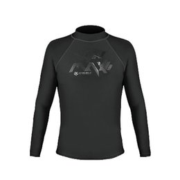 Wholesale Colours Shirts For Men - 2017 AAA Protection Long Sleeves Diving Suit Shirt Cool And Sexy Breathable And Safe Guard Surf Shirt For Man