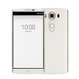 "Wholesale Lg Android Unlocked - Original Unlocked LG V10 H901 F600 5.7"" 4GB RAM 64GB ROM 16mp cameras Android 5.1 Refurbished Mobile Phone"